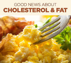 cholesterol and fat ok