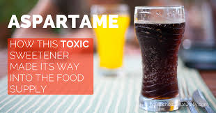 architect of aspartame